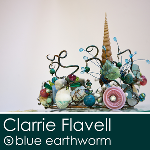 Climate change Clarrie Flavell Blueearthworm